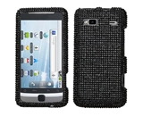 Aimo HTC G2HPCDMS003NP Dazzling Diamante Bling Case for HTC G2 - Black