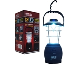 Whetstone 12 LED Multi-Purpose Camping Lantern, Black