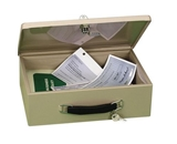 PMC04968 Fire-Retardant Locking Security Box