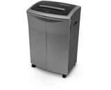 Intek GXC161Ti Medium-Duty Deskside Cross-Cut Shredder, 16 Sheet Capacity - GOEGXC161TI