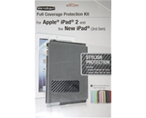 Wright Right Carbon Fiber iPad 3 Full Coverage Protection Kit - 9263603
