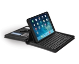 Kensington KeyFolio Executive Zipper Folio Case with Removable Bluetooth Keyboard for iPad Air 2 and iPad Air  - iPad 5  - K97009US
