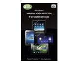 Universal Screen Protector Kit For Tablet Devices - 2 PK