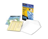 Self-Laminating Sheets, 3 mil, 9 1/4 x 12, 10/Box