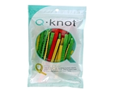 Q Knot Reusable Cable Tie, 25-Pieces / Pack, 2 Packs