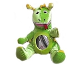Baby Einstein 9- Dragon Plush Doll