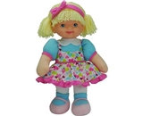 Baby-s First Molly Manners Doll - Brunette