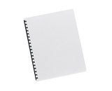 Binding Covers Expressions Linen White O