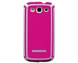 Body Glove 9345001 Tactic Brushed Case for Samsung Galaxy S III - Retail Packaging Pink