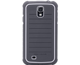 Body Glove 9368202 ShockSuit Case for Samsung Galaxy S4 - Retail Packaging - Charcoal/White
