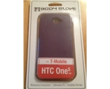 Body Glove custom fit phone case for T-Mobile HTC One S Purple