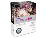 Boise Fireworx Color Copy/Laser Paper, 20 lb, Letter Size (8.5 x 11), Bottle Rocket Blue, 500 Sheets (MP2201-BE)