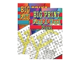 Big Print Find-A-Word Puzzles Book Digest Size