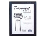 BAZIC 8.5 X 11 Multipurpose Document Frame with Glass Cover
