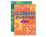 KAPPA Ultimate Word Finds Puzzle Book