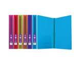 BAZIC 1 Glitter Poly 3-Ring Binder with Pocket
