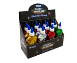 BAZIC 200 mL Classic Color Glitter Glue