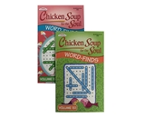 KAPPA Chicken Soup For The Soul Word Finds Puzzle Book - Digest Size