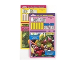 KAPPA Healthy Minds Words Finds Puzzle Book - Digest Size