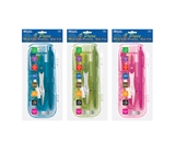 BAZIC Bright Color 9 Pcs. Math Tool Sets