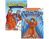 KAPPA Favorite Bible Stories Coloring & Activity Book