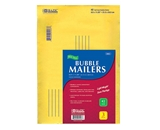 BAZIC 8.5 X 11.25 (#2) Self-Seal Bubble Mailers (3/Pack)