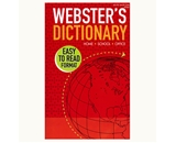 WEBSTER English-English Dictionary