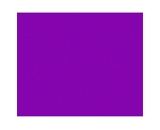BAZIC 22 X 28 Fluorescent Purple Poster Board