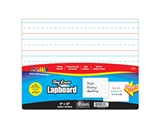 BAZIC 9 X 12 Double Sided Dry Erase Lap Board