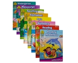 SCHOOL ZONE Assorted Workbooks