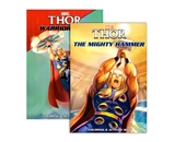 THOR CLASSIC Coloring & Activity Book