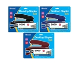 BAZIC Office Desktop Stapler Set