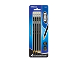 BAZIC Noir 0.5 mm 2B Mechanical Pencil (4/Pack)