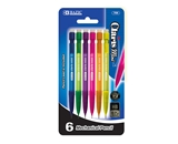 BAZIC Mini Claris 0.7mm Mechanical Pencil (6/Pack)