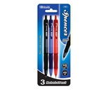 BAZIC Spencer 0.9mm Mechanical Pencil (3/Pack)