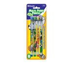 BAZIC Sports Multi-Point Pencil (8/Pack)