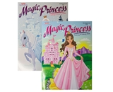 KAPPA Pretty Princess Party Coloring & Activity Books