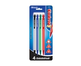 BAZIC Cabrio 0.7 mm Triangle Mechanical Pencil (4/Pack)