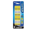 BAZIC 20 Ct. 0.9mm Mechanical Pencil Lead (8/Pack)