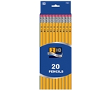 #2 Yellow Pencil (20/Pack)