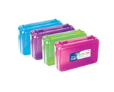 BAZIC Glitter Bright Color Multipurpose Utility Box
