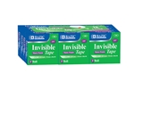 BAZIC 3/4 X 1000 Invisible Tape Refill (12/Pack)