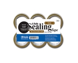 BAZIC 1.88 X 54.6 Yards Tan Packing Tape (6/pack)