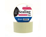 BAZIC 1.88 X 54.6 Yards Clear Packing Tape