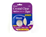 BAZIC 3/4 X 1296 Crystal Clear Tape with Dispenser