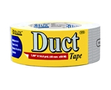 BAZIC 1.88 X 60 Yards Silver Duct Tape