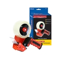 BAZIC Rubber Grip Premium Comfort Packing Tape Dispenser