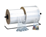 4- x 12- - 2 Mil  Poly Bags on a Roll - AB328