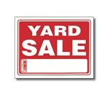 12 X 16 Yard Sale Sign