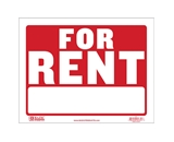 BAZIC 12 X 16 For Rent Sign